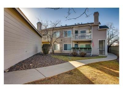 Highlands Ranch Condo/Townhouse Under Contract: 8365 South Pebble Creek Way #202