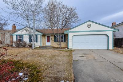 Loveland Single Family Home Active: 1221 Baretta Drive