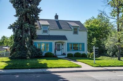 Longmont Single Family Home Active: 410 Sunset Street