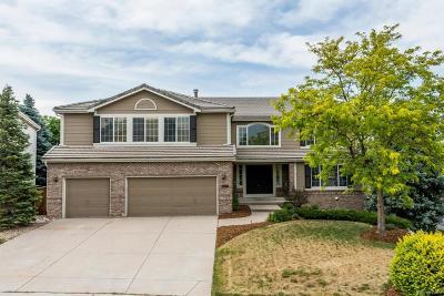 Highlands Ranch Single Family Home Active: 9737 Clairton Lane