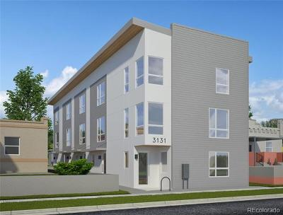 Denver Condo/Townhouse Active: 3131 West Conejos Place #3