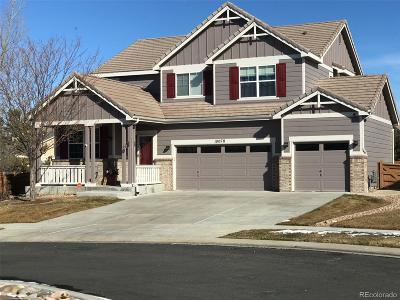Commerce City Single Family Home Under Contract: 10078 Pagosa Court