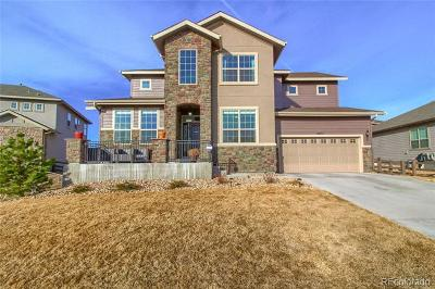 Broomfield County Single Family Home Active: 13631 Mariposa Street