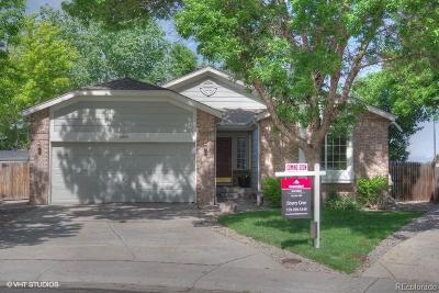 Thornton Single Family Home Under Contract: 12951 Clarkson Circle