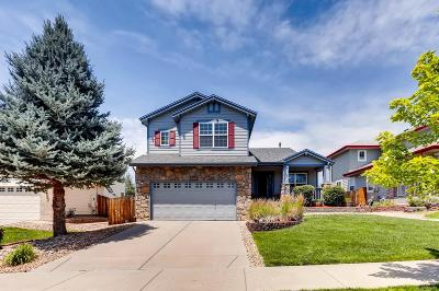 Aurora CO Single Family Home Active: $399,900