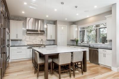 Denver Single Family Home Active: 6030 East Cedar Avenue