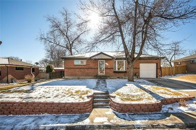 Northglenn Single Family Home Active: 802 Muriel Drive