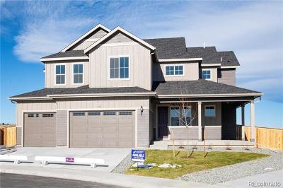 Castle Pines CO Single Family Home Active: $857,934