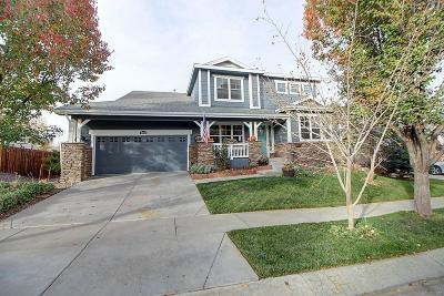 Commerce City Single Family Home Under Contract: 16061 East 98th Avenue