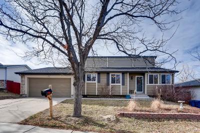 Aurora CO Single Family Home Active: $335,000
