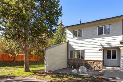 Steamboat Springs Condo/Townhouse Active: 40 Cedar Court