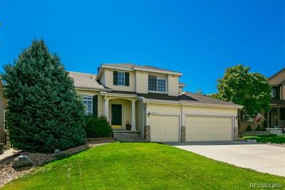 Highlands Ranch Single Family Home Active: 2908 Canyon Crest Place