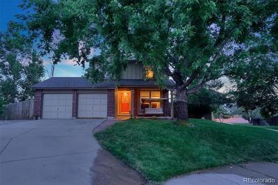 Colorado Springs Condo/Townhouse Active: 8630 Avens Circle