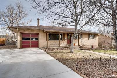 Evergreen, Arvada, Golden Single Family Home Active: 13841 Braun Drive