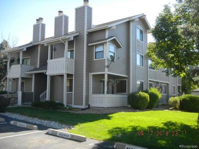Aurora Condo/Townhouse Active: 4361 South Andes Way #104