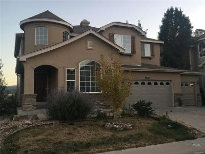 Littleton CO Single Family Home Under Contract: $515,000