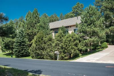 Castle Rock Single Family Home Active: 4532 Mirage Drive
