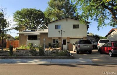 Old Town Arvada Single Family Home Active: 8939 Sharon Lane
