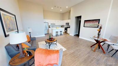Condo/Townhouse Under Contract: 2374 South University Boulevard #501