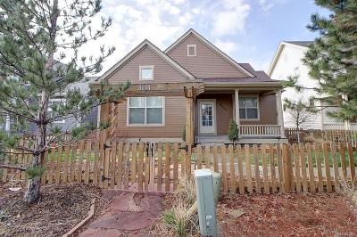 Denver Single Family Home Active: 8654 East 29th Place
