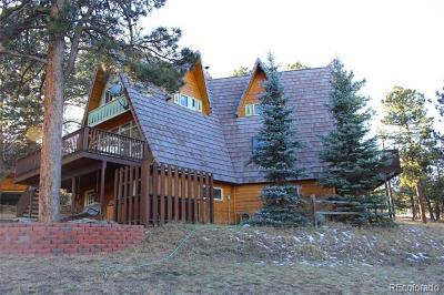 Golden, Lakewood, Arvada, Evergreen, Morrison Single Family Home Active: 3777 Evergreen Parkway