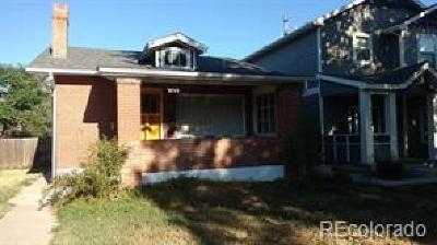 Denver Income Under Contract: 2543 South Lincoln Street