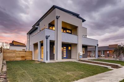 Denver Condo/Townhouse Active: 4335 North Pecos Street