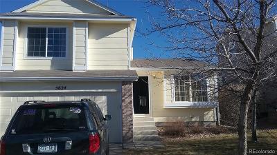 Arapahoe County Single Family Home Active: 5624 South Yakima Street