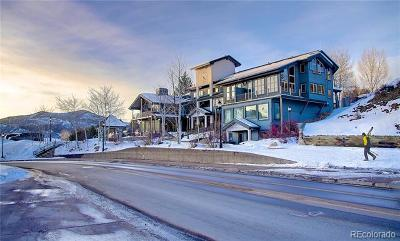 Steamboat Springs Commercial Active: 1724 Ski Time Square Drive