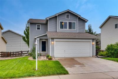 Littleton Single Family Home Active: 9736 Marmot Ridge Circle