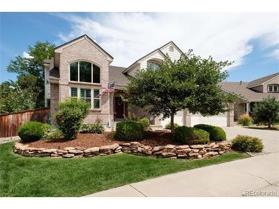 Highlands Ranch Single Family Home Active: 8918 Green Meadows Lane