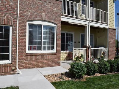 Aurora Condo/Townhouse Active: 19303 East College Drive #112