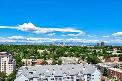 Denver Condo/Townhouse Active: 1155 Ash Street #105