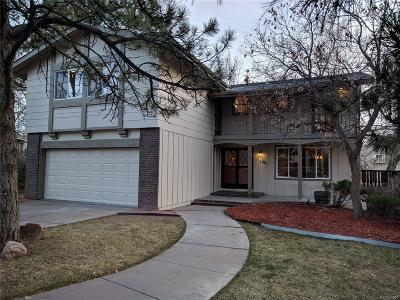 Littleton Single Family Home Under Contract: 2444 Park Lane