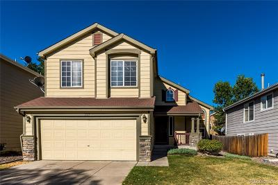 Denver Single Family Home Under Contract: 1227 South Beeler Court