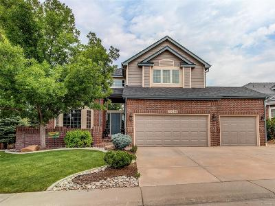 Highlands Ranch Single Family Home Under Contract: 10264 Charissglen Circle