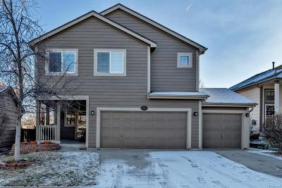 Highlands Ranch Single Family Home Active: 10416 Hollyhock Court