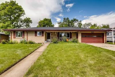 Single Family Home Sold: 6415 Saulsbury Court