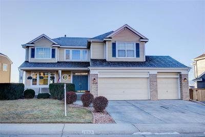 Highlands Ranch Single Family Home Active: 1752 Mountain Maple Avenue