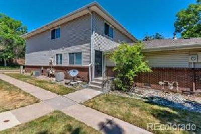 Denver Condo/Townhouse Active: 9005 East Lehigh Avenue #23