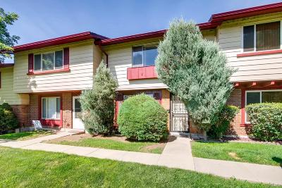 Lakewood Condo/Townhouse Active: 474 South Carr Street
