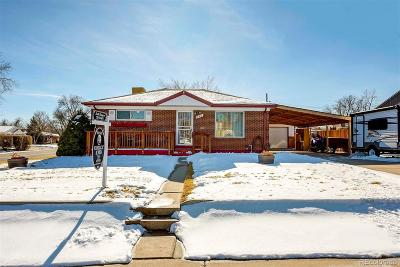 Northglenn Single Family Home Under Contract: 240 Northglenn Drive