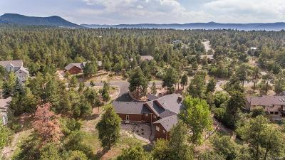 Larkspur CO Single Family Home Under Contract: $678,000