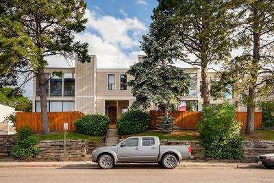 Denver Condo/Townhouse Active: 1050 South Monaco Parkway #3