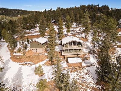 Evergreen Single Family Home Active: 32670 Aspen Meadow Drive