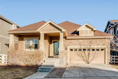 Arapahoe County Single Family Home Under Contract: 1418 South De Gaulle Court