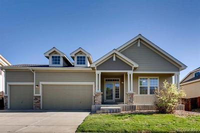 Brighton Single Family Home Active: 4525 Mt Princeton Street
