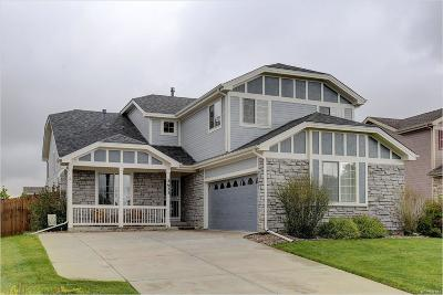 Aurora Single Family Home Active: 2623 South Danube Way