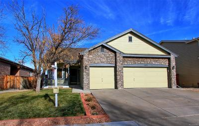Northglenn Single Family Home Under Contract: 1323 West 111th Place