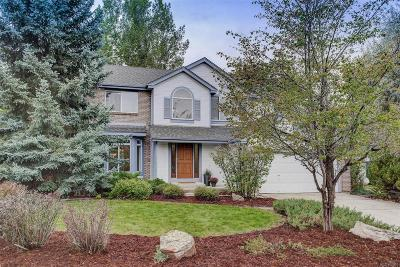 Boulder Single Family Home Under Contract: 7340 Poston Way